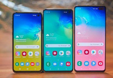 Gama Samsung Galaxy S10 specificații și păreri pro și contra